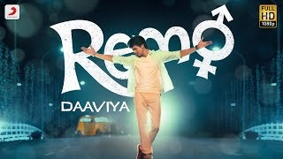 Daavuya Song Lyrical Video - Remo - Sivakarthikeyan, Keerthy Suresh