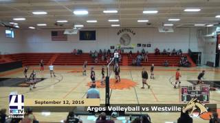 Argos Volleyball vs. Westville Tigers