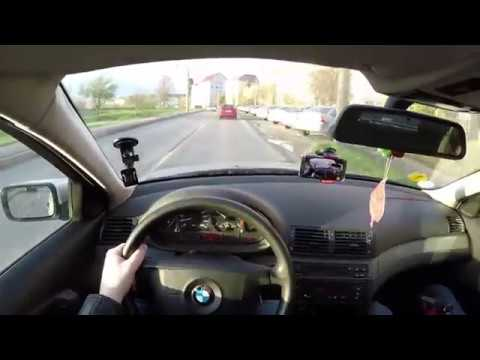 BMW 316ti 2002 POV Drive (GoPro Hero 5 Black Test)