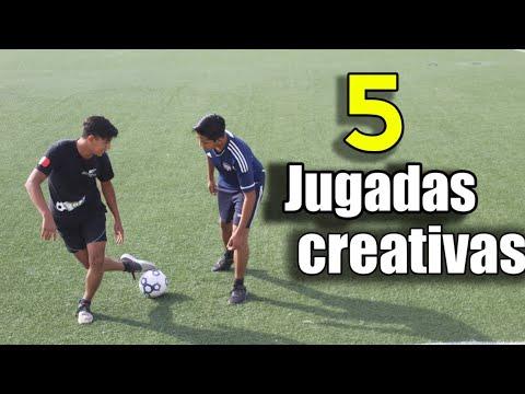 5 Jugadas más Creativas Para Burlar a Tu Rival en Futbol/Zurdo 07