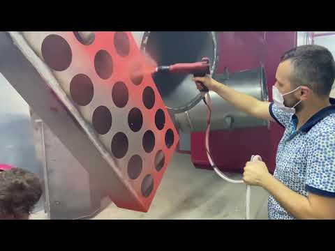 Contract Powder Painting Facility