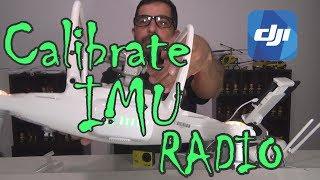 este video de TUTORIAL CALIBRAR IMU e RADIOCONTROLE DRONE PHANTOM 4 PRO é para mostrar como se faz a...