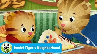 DANIEL TIGER'S NEIGHBORHOOD | The Smushed Cake | PBS KIDS