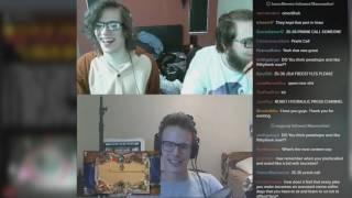 iDubbbz talks about the Philip DeFranco's awkward Fuck marry kill (THE NEGGER)
