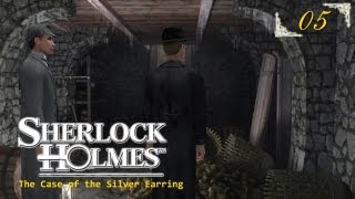 Sherlock Holmes (Video Games) - The Secret of the Silver Earring - Pt.5