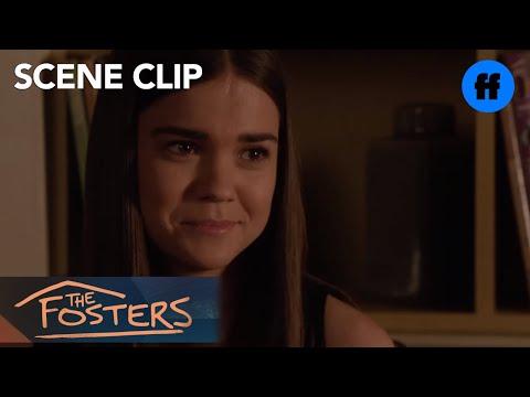 The Fosters   Season 5 Episode 3: Callie And Brandon Talk   Freeform
