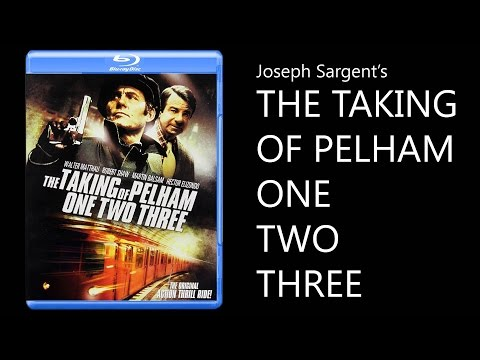 A Year of Cinema - Wk. 7 - The Taking of Pelham One Two Three
