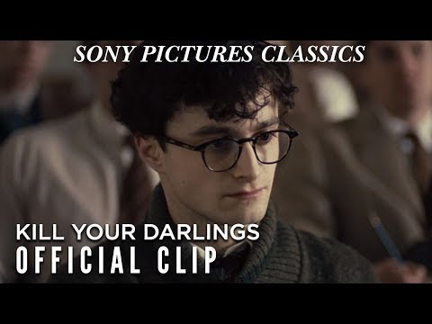 Kill Your Darlings Clip 'The War Awaits'