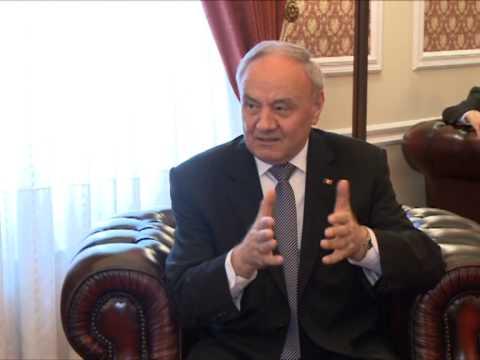 Președintele Nicolae Timofti a primit scrisorile de acreditare din partea ambasadorului UE la Chișinău, Pirkka Tapani Tapiola