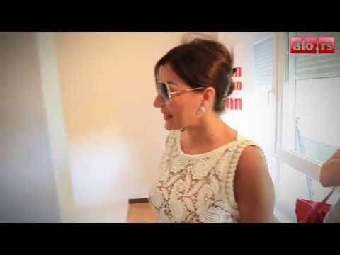 Ceca Ražnatović u novom stanu – video snimak