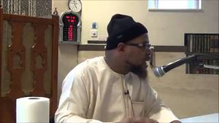 The Foundations of the Sunnah   Lesson 9   Abu Usamah at Thahabi   HD