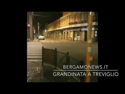 Grandinata a Treviglio nella notte di San Lorenzo