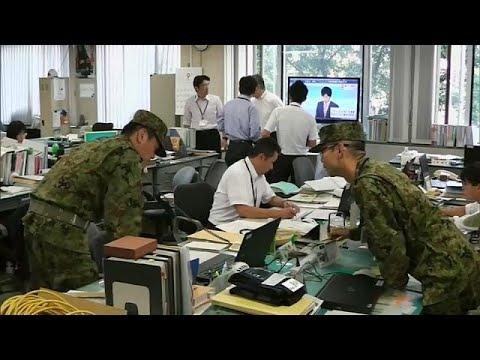 Ιαπωνία: Ανησυχία από τις εκτοξεύσεις της Β. Κορέας