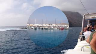 Trip to Lanzarote ( Mostly Costa Teguise + La Graciosa + Arrecife ) Thanks for watching if you like put your thumb up! ;)