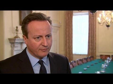Ντ. Κάμερον: «Να ενωθεί η Ευρώπη για να νικήσει τους τρομοκράτες»
