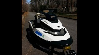 5. [UNAVAILABLE] Used 2012 Sea-Doo GTX-S 155 in Alpharetta, Georgia