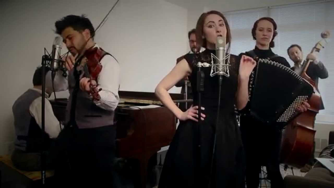 Talk Dirty – Vintage Klezmer Jason Derulo Cover (with 2 Chainz Rap in Yiddish)