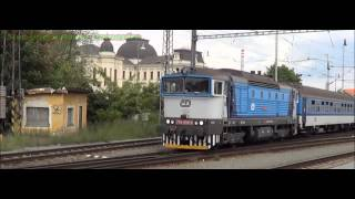 Video Dj emeverz - Czech trains