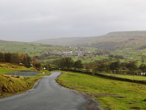 Reeth to Scabba Wath Bridge by the River Swale round | yorkshire dales  Walks