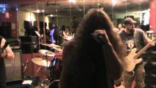 Anvil Bitch - First Act Of Violence (live 8-11-12)HD