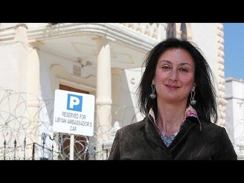 Αποτροπιασμός Κομισιόν για τη δολοφονία της Μαλτέζας δημοσιογράφου