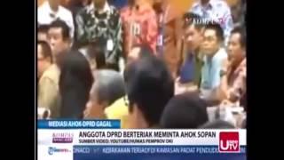 Video RICUH MEDIASI AHOK-DPRD 5 MARET 2015, anggota DPRD mengucapkan kata kata kotor MP3, 3GP, MP4, WEBM, AVI, FLV Desember 2017