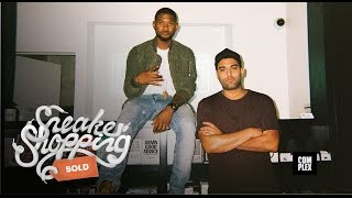 Sneaker Shopping With Usher | Complex