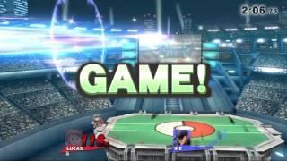 """""""Breezeblocks"""" – A Smash 4 Lucas Montage"""