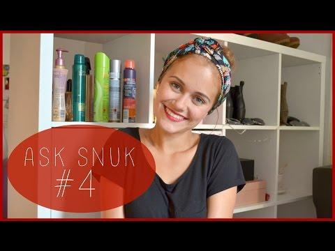 ASK SNUK #4 - Reiseziele, Meine WG, Sport ...