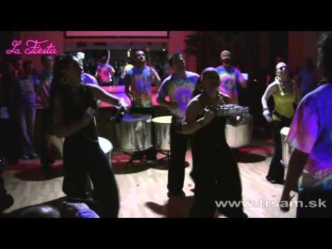Bubnova show Campana Batucada - Festa Brasil (видео)