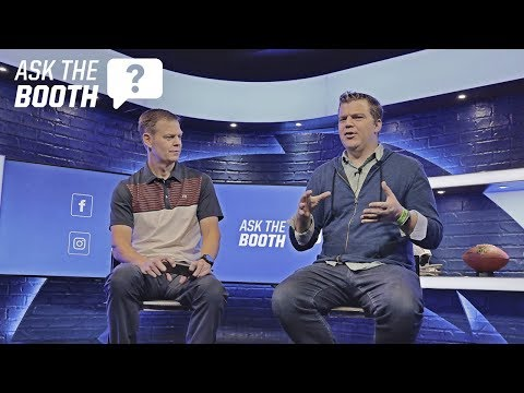 Ask The Booth: Washington Redskins Preview