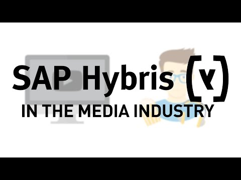 Media, Broadcasting and Publishing: Boost your audience engagement with SAP Hybris