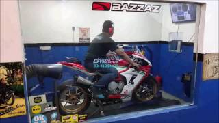 9. MV-AGUSTA F3 800 - Bazzaz ZFI Dyno Tuning - Motodynamics Technology Malaysia