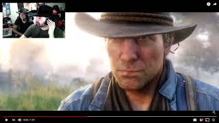 Red Dead Redemption 2 Trailer #2 Reaction