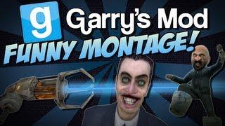Garry's Mod | FUNNY MONTAGE! (Sit Down Professor!) | Gmod