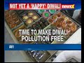Capitals noxious air in the red; Delhi-NCR choke with air pollution - Video