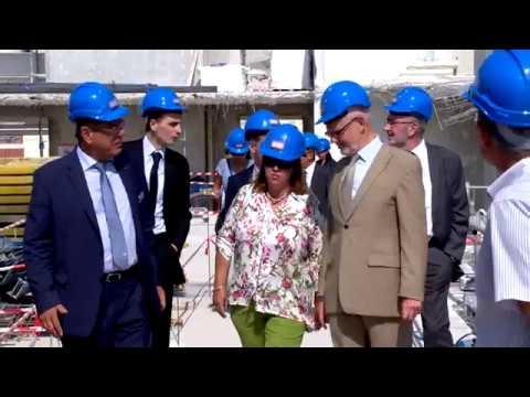 Jardins d'Apolline : visite du chantier et bilan d'étape