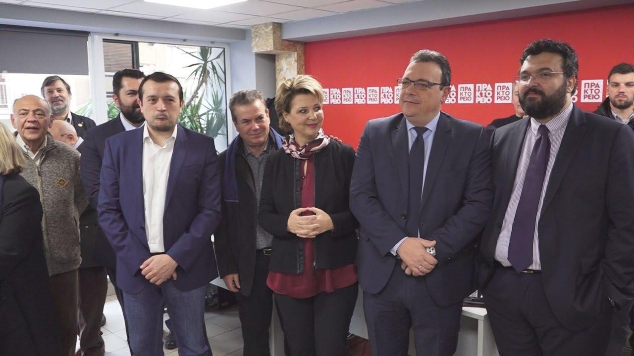 Δηλώσεις υπουργών στην χριστουγεννιάτικη εκδήλωση του ΑΠΕ-ΜΠΕ