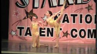 Jennifer Pauker & Diana Perlov Lyrical Duet - age 10 Starbound Competition (April 2nd 2006) Award: HIGH GOLD Vicky...