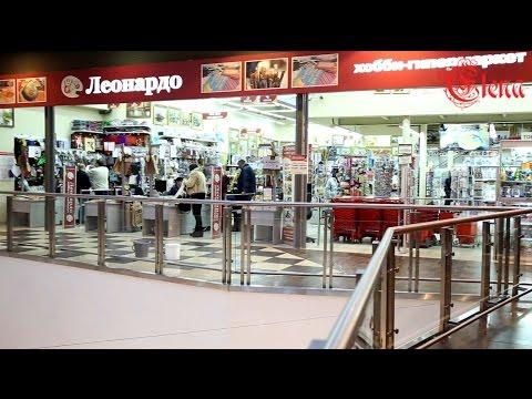 Покупки на день вышивальщиц в Хобби-гипермаркет Леонардо, прогулка по магазину. (видео)