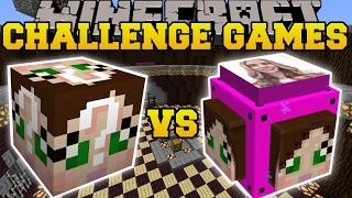 Video Minecraft: GAMINGWITHJEN VS GAMINGWITHJEN CHALLENGE GAMES - Lucky Block Mod - Modded Mini-Game MP3, 3GP, MP4, WEBM, AVI, FLV Desember 2018