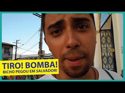 Tiroteio em Salvador! Bye, Bahia! - Bora Lá Turistar - Bonfim - Farol da Barra