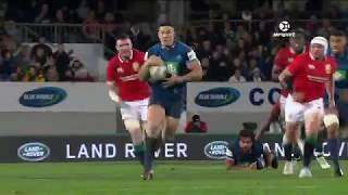 Blues vs British and Irish Lions 2017 - Super Rugby Video Highlights