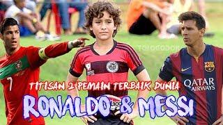 Video Heboh!!! Bocah 12 Tahun Punya Skill Mirip Lionel Messi dan Ronaldo MP3, 3GP, MP4, WEBM, AVI, FLV Maret 2018