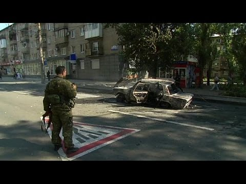 south - Pro-Russian rebels have opened up a new front in Ukraine's south, with the separatists claiming they have captured the eastern town of Novoazovsk. It comes after the US accused Russia of directing...