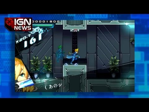 man - Keiji Inafune, the creator of Mega Man, has been working on the anticipated Mighty No. 9. But today he announced a new action game he's been working on calle...