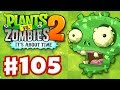 Plants vs. Zombies 2: It's About Time - Gameplay Walkthrough Part 105 - Senor Piñata (iOS)