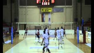 Lazar Cirovic Outside hitter - Highlight season 2013/14