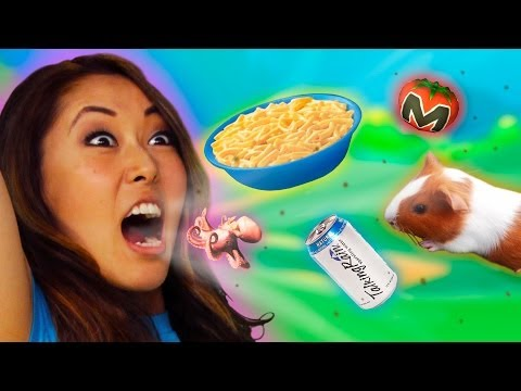 MARI CAN'T EAT SPICY MAC'N'CHEESE (Bonus)