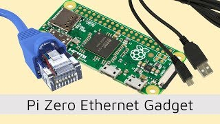 Use the Raspberry Pi Zero as an ethernet gadget to SSH into it over USB. Twitter: @_sudotech Want to support the channel?